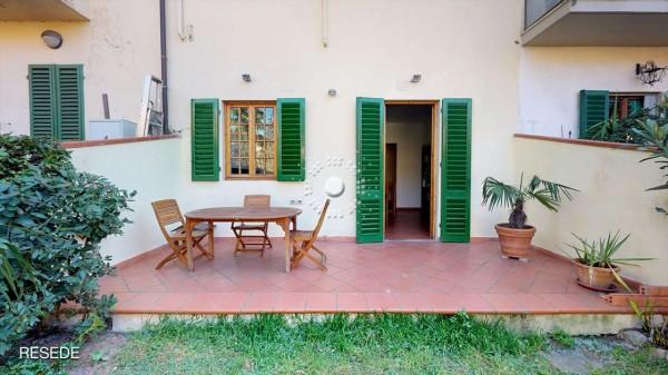 Villetta a schiera in vendita a Firenze, Con giardino, 173 mq - Foto 36