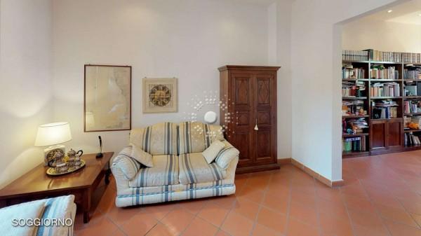 Villetta a schiera in vendita a Firenze, Con giardino, 173 mq - Foto 6