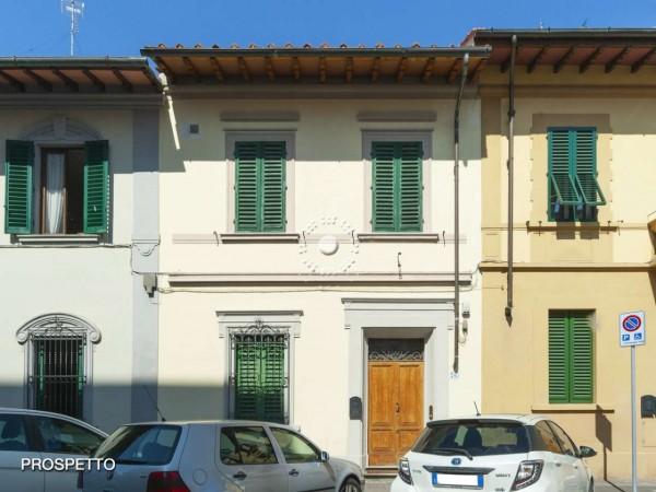 Villetta a schiera in vendita a Firenze, Con giardino, 173 mq - Foto 42