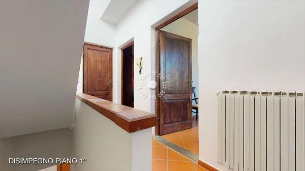 Villetta a schiera in vendita a Firenze, Con giardino, 173 mq - Foto 28