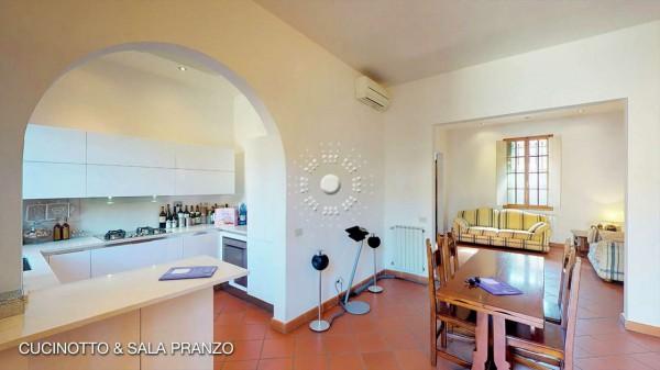 Villetta a schiera in vendita a Firenze, Con giardino, 173 mq - Foto 35