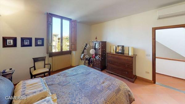 Villetta a schiera in vendita a Firenze, Con giardino, 173 mq - Foto 22