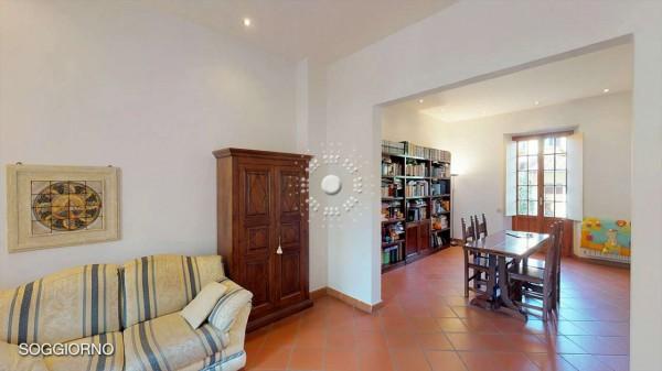 Villetta a schiera in vendita a Firenze, Con giardino, 173 mq - Foto 41
