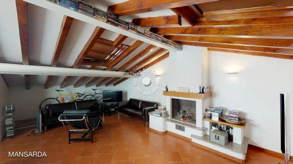 Villetta a schiera in vendita a Firenze, Con giardino, 173 mq - Foto 16