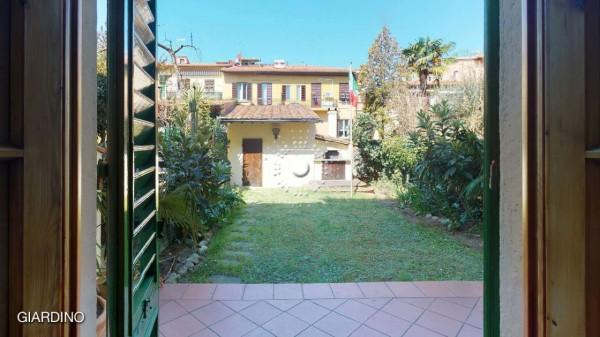 Villetta a schiera in vendita a Firenze, Con giardino, 173 mq - Foto 39