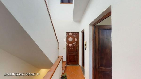 Villetta a schiera in vendita a Firenze, Con giardino, 173 mq - Foto 26