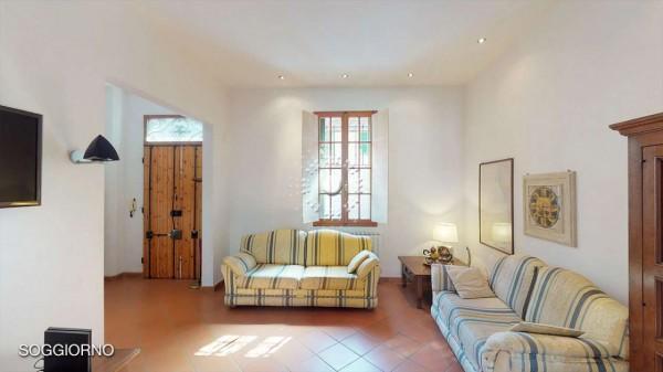 Villetta a schiera in vendita a Firenze, Con giardino, 173 mq - Foto 32