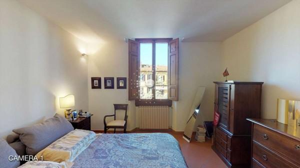 Villetta a schiera in vendita a Firenze, Con giardino, 173 mq - Foto 24