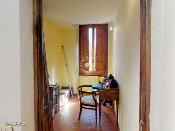 Villetta a schiera in vendita a Firenze, Con giardino, 173 mq - Foto 19