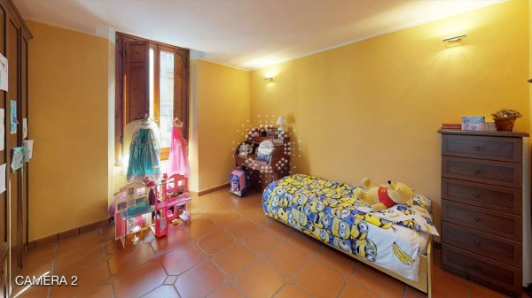 Villetta a schiera in vendita a Firenze, Con giardino, 173 mq - Foto 21