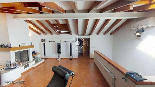 Villetta a schiera in vendita a Firenze, Con giardino, 173 mq - Foto 13