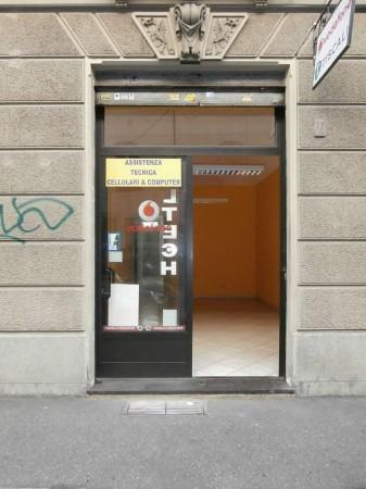 Negozio in affitto a Torino, San Secondo, 30 mq