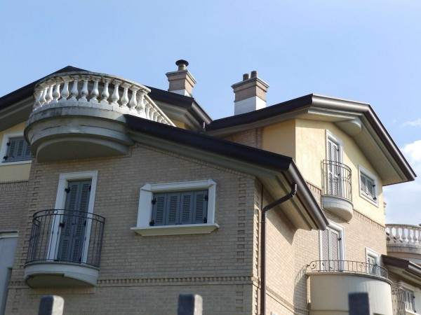Appartamento in vendita a Lentate sul Seveso, Mucchirolo, Con giardino, 156 mq
