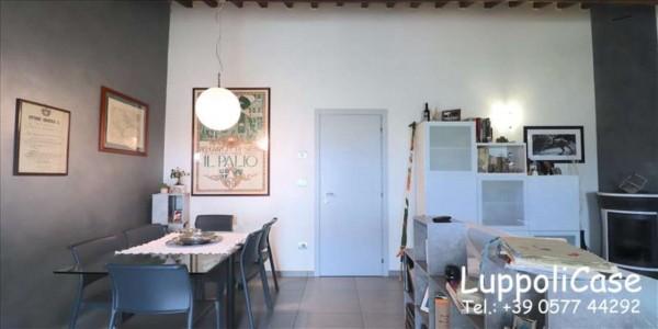 Appartamento in vendita a Monteroni d'Arbia, Con giardino, 98 mq - Foto 8