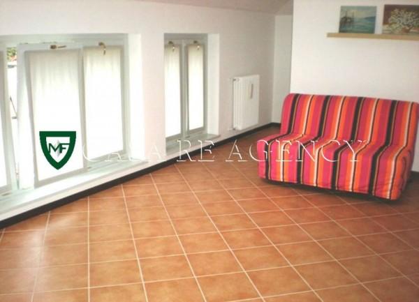 Appartamento in vendita a Varese, Ippodromo, Arredato, con giardino, 75 mq