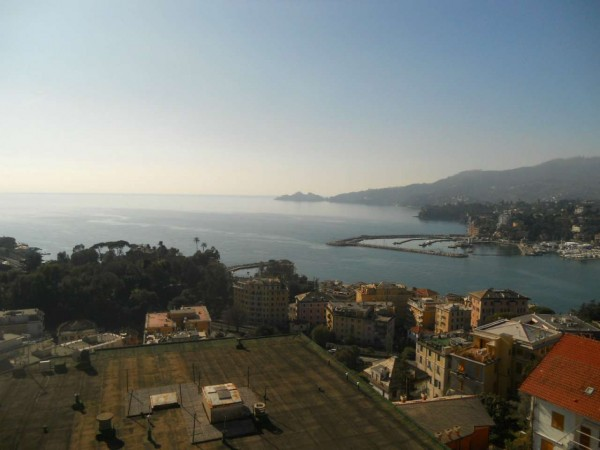 Appartamento in vendita a Rapallo, Bozzo Costa, 100 mq