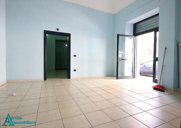 Locale Commerciale  in affitto a Taranto, Centrale, 85 mq