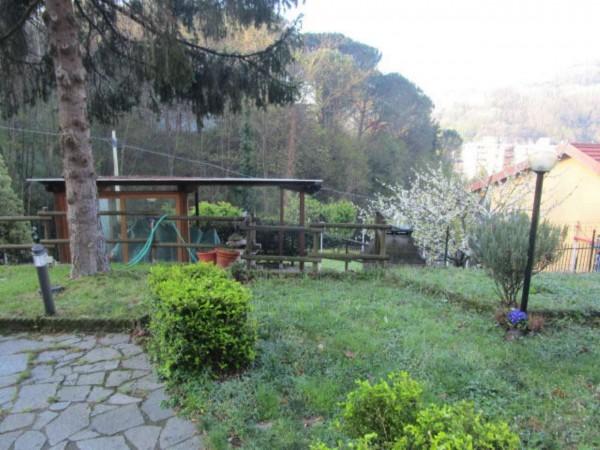 Appartamento in vendita a Genova, Campomorone, Con giardino, 75 mq - Foto 12