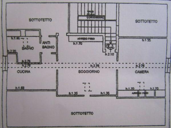 Appartamento in vendita a Genova, Campomorone, Con giardino, 75 mq - Foto 2
