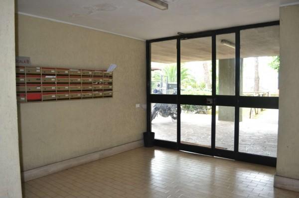 Appartamento in affitto a Roma, Torrino, Con giardino, 45 mq - Foto 12