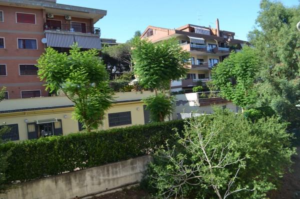 Appartamento in affitto a Roma, Mostacciano, Con giardino, 55 mq