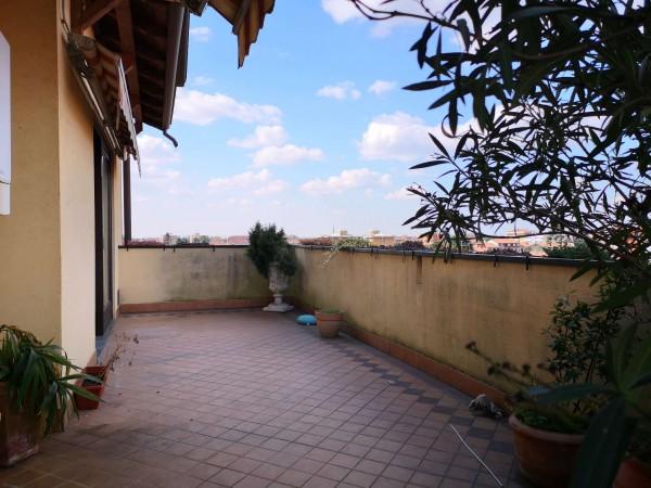 Appartamento in vendita a Busto Arsizio, Centrale, Con giardino, 158 mq