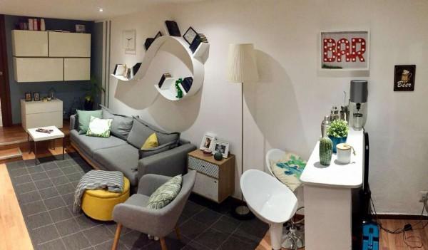 Appartamento in vendita a Torino, Piazza Peyron, 90 mq