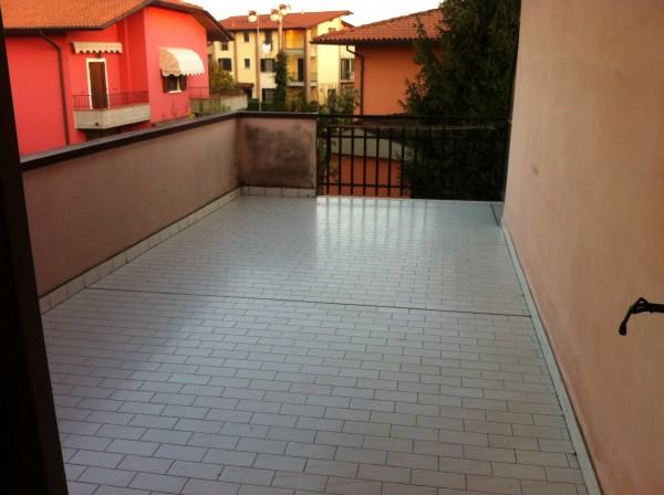 Bilocale in affitto a Torbole Casaglia, Torbole Casaglia, 44 mq
