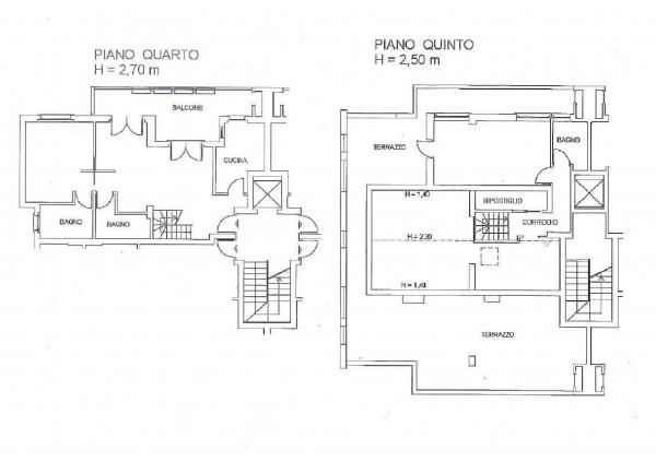 Appartamento in vendita a Roma, Monte Stallonara, 140 mq - Foto 2