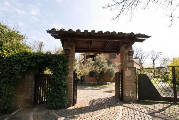 Villa in vendita a Rocca di Papa, Con giardino, 305 mq - Foto 36