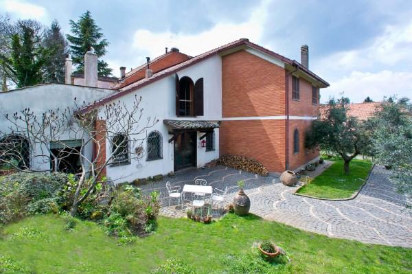 Villa in vendita a Rocca di Papa, Con giardino, 305 mq - Foto 34