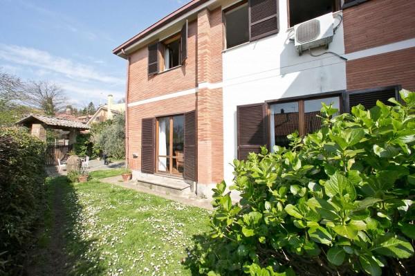 Villa in vendita a Rocca di Papa, Con giardino, 305 mq - Foto 33