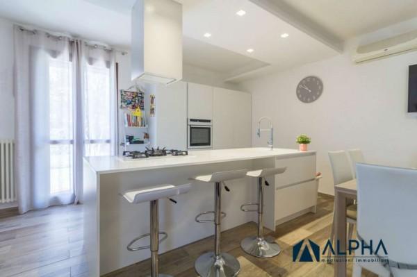 Appartamento in vendita a Forlimpopoli, Con giardino, 105 mq