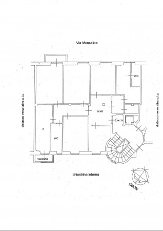 Appartamento in vendita a Roma, Piazza Asti, 150 mq - Foto 2