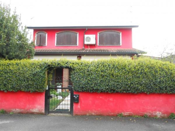 Villa in vendita a Chieve, Residenziale, Con giardino, 224 mq - Foto 7