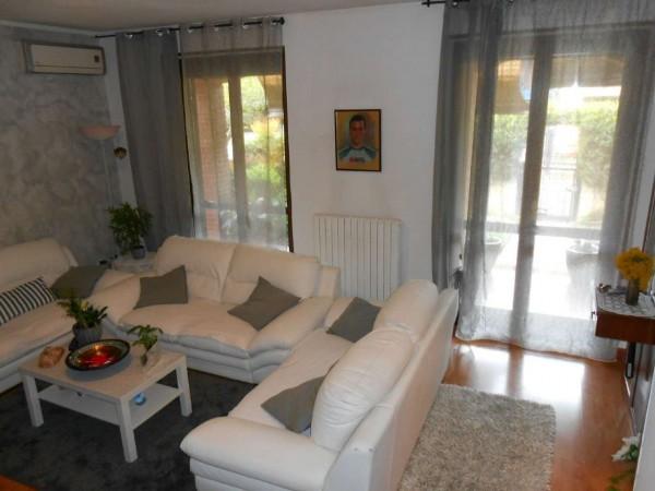 Villa in vendita a Chieve, Residenziale, Con giardino, 224 mq - Foto 1