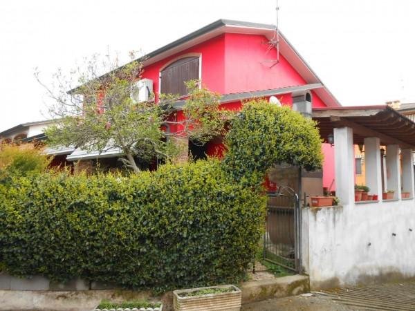 Villa in vendita a Chieve, Residenziale, Con giardino, 224 mq - Foto 12