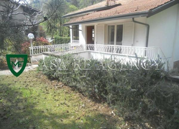 Villa in vendita a Induno Olona, Con giardino, 240 mq - Foto 30