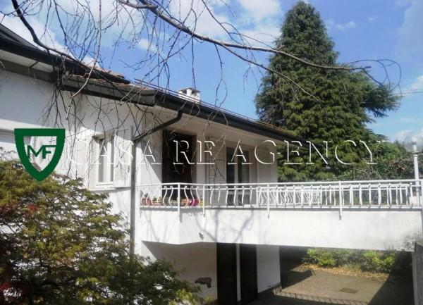 Villa in vendita a Induno Olona, Con giardino, 240 mq - Foto 25