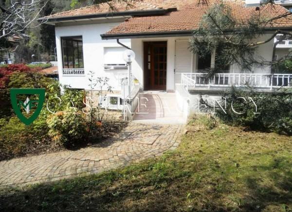 Villa in vendita a Induno Olona, Con giardino, 240 mq