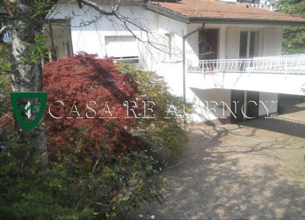 Villa in vendita a Induno Olona, Con giardino, 240 mq - Foto 5