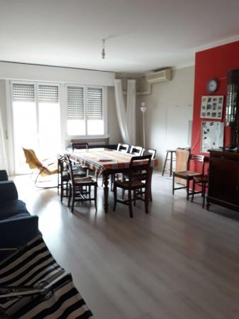 Appartamento in vendita a Modena, Parco Amendola, Con giardino, 125 mq