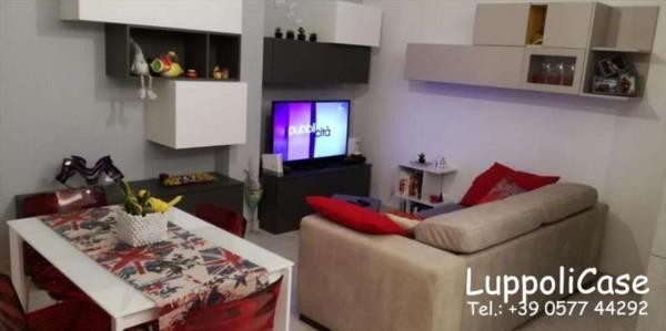 Appartamento in vendita a Monteriggioni, Arredato, 60 mq