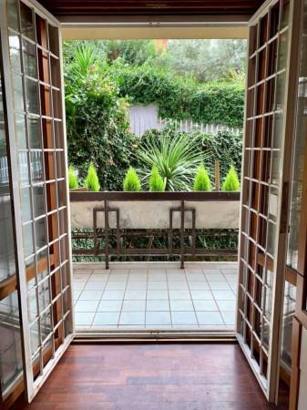 Appartamento in vendita a Roma, Grottarossa, Con giardino, 92 mq - Foto 5