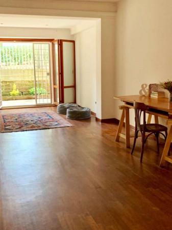 Appartamento in vendita a Roma, Grottarossa, Con giardino, 92 mq - Foto 3