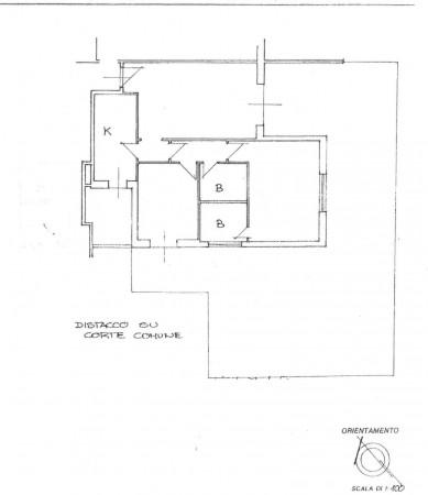 Appartamento in vendita a Roma, Grottarossa, Con giardino, 92 mq - Foto 20