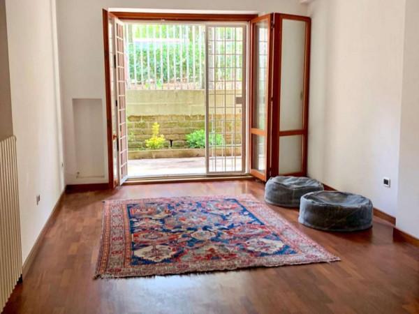 Appartamento in vendita a Roma, Grottarossa, Con giardino, 92 mq - Foto 4