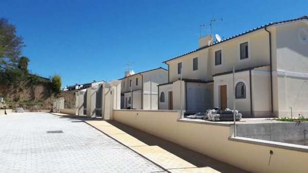 Villetta a schiera in affitto a Formello, Le Rughe, Con giardino, 120 mq - Foto 8