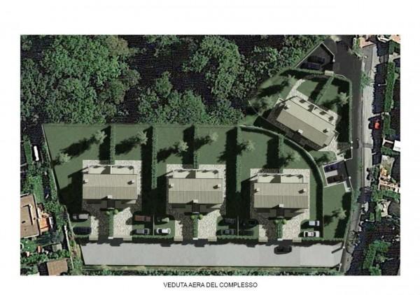 Villetta a schiera in affitto a Formello, Le Rughe, Con giardino, 120 mq - Foto 15