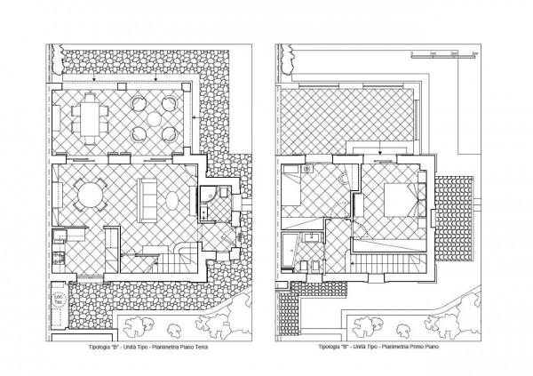 Villetta a schiera in affitto a Formello, Le Rughe, Con giardino, 120 mq - Foto 13